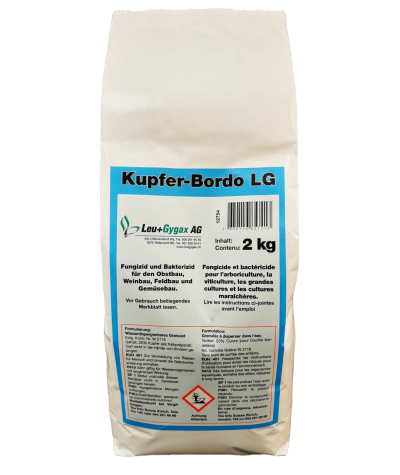 Kupfer-Bordo / Bouillie bordelaise LG