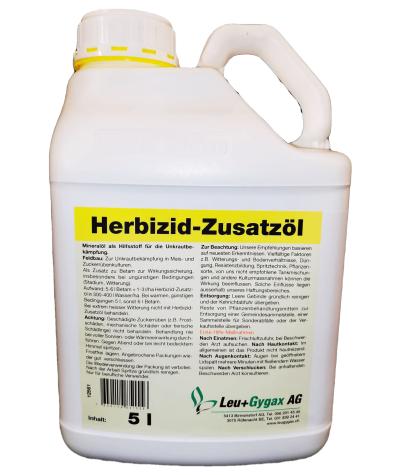 Herbizid-Zusatzöl 11E / Huile minérale 11E