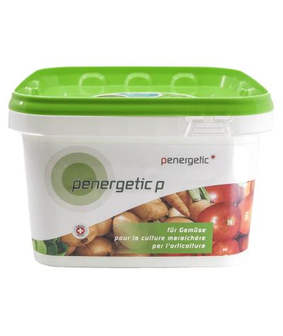 Penergetic p Gemüse / culture maraîchère